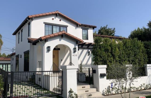 408 WESTBOURNE Drive - 408 Westbourne Drive, West Hollywood, CA 90048