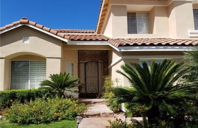 2536 EL PASO GRANDE Avenue - 2536 El Paso Grande Avenue, Henderson, NV 89074