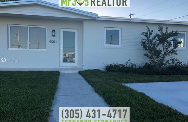 4051 SW 97th Pl - 4051 Southwest 97th Place, Olympia Heights, FL 33165