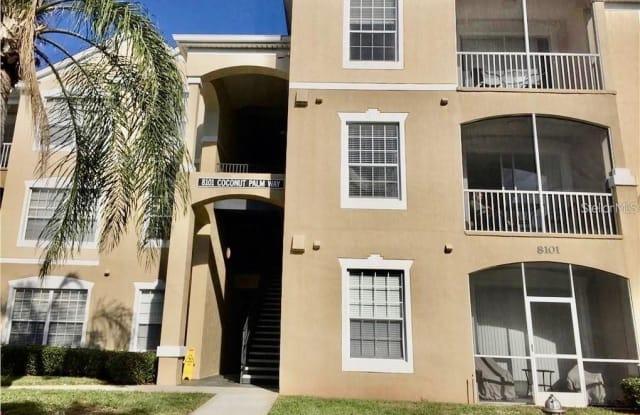 8101 COCONUT PALM WAY - 8101 Coconut Palm Way, Four Corners, FL 34747