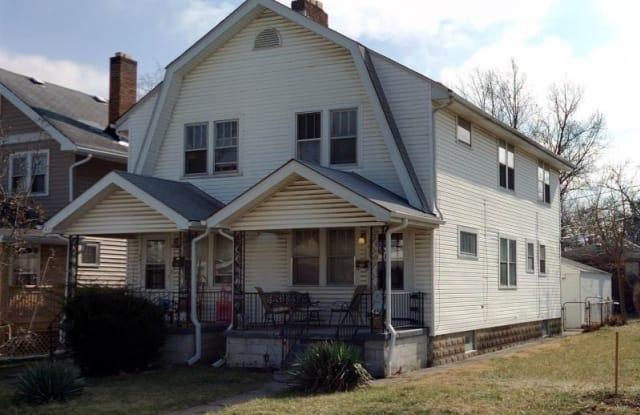 1621 E Hudson St - 1621 East Hudson Street, Columbus, OH 43211