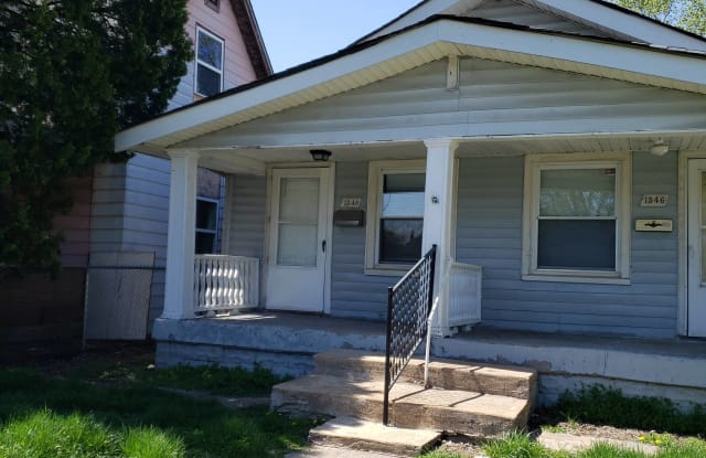 1348 South Sheffield Avenue - 1348 S Sheffield Ave, Indianapolis, IN 46221