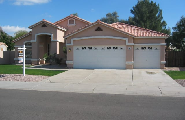 1283 E TRADEWIND Drive - 1283 East Tradewind Drive, Gilbert, AZ 85234