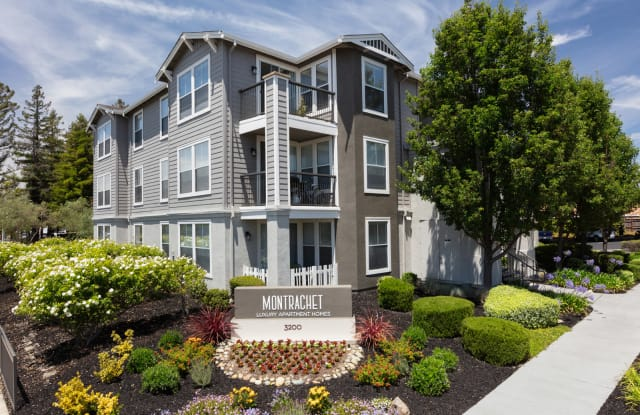 Montrachet Apartment Homes - 3200 Soscol Ave, Napa, CA 94558