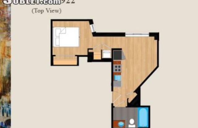 1355  17th St Nw Unit: 822 - 1355 17th Street Northwest, Washington, DC 20036