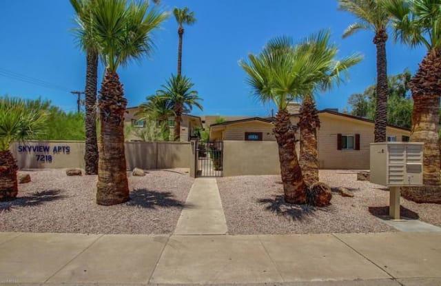 7218 East Belleview Street - 7218 East Belleview Street, Scottsdale, AZ 85257