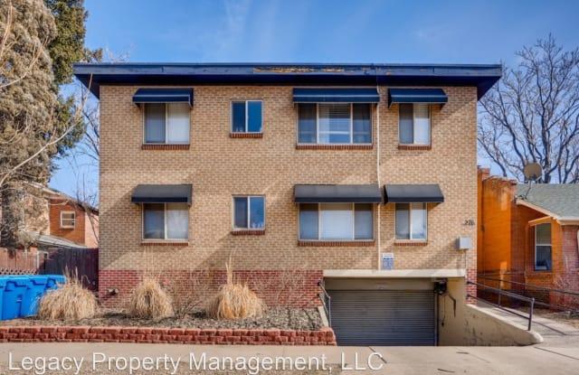 276 S. Sherman Street unit 3 - 276 South Sherman Street, Denver, CO 80209