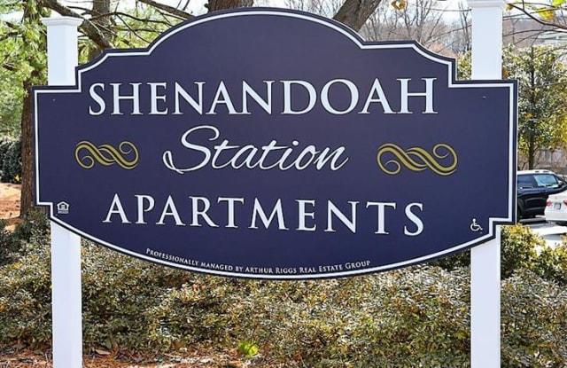 Shenandoah Station - 19330 Belleau Wood Dr, Triangle, VA 22172