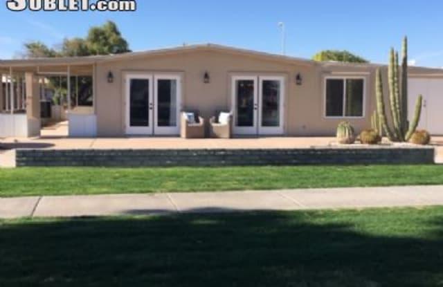 26617 Lakeview - 26617 S Lakeview Dr, Sun Lakes, AZ 85248