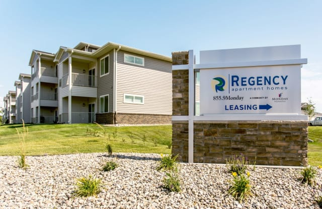 Regency Apartments - 4010 7th Ave E, Williston, ND 58801