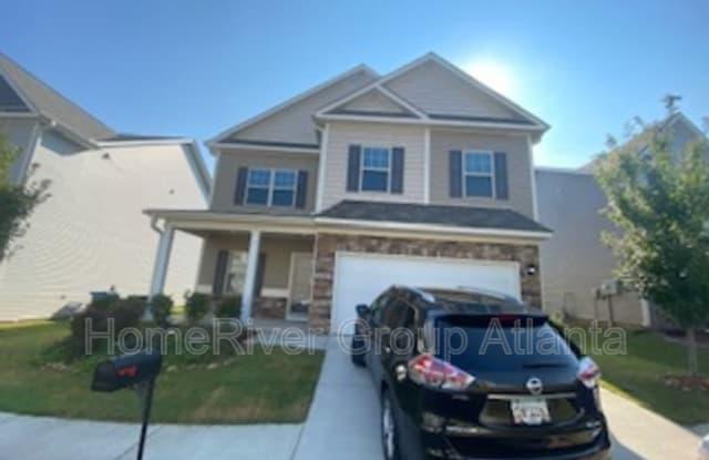344 Crescent Woode Dr - 344 Crescent Woode Drive, Hiram, GA 30157