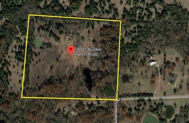 18081 Burden Ranch - 18081 Burden Ranch Road, Collin County, TX 75442