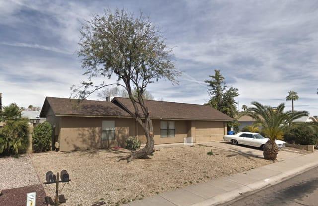 5126 E SHOMI Street - 5126 East Shomi Street, Phoenix, AZ 85044