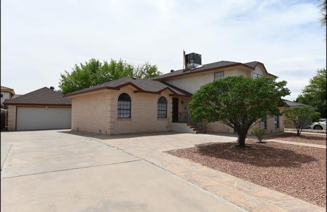 11404 TOM ULOZAS Drive - 11404 Tom Ulozas Drive, El Paso, TX 79936