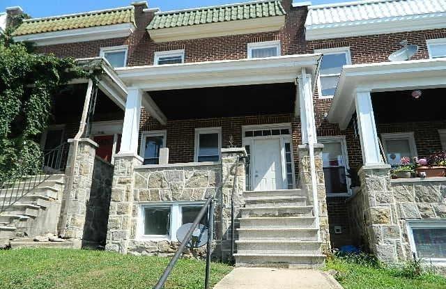 528 WINSTON AVENUE - 528 Winston Avenue, Baltimore, MD 21212