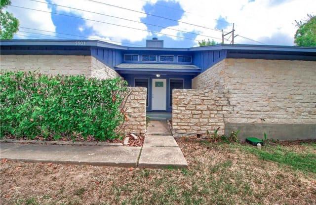 5903 Hampton Drive - 5903 North Hampton Drive, Austin, TX 78723