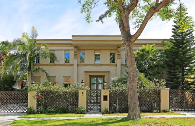 621 N Roxbury Dr - 621 North Roxbury Drive, Beverly Hills, CA 90210