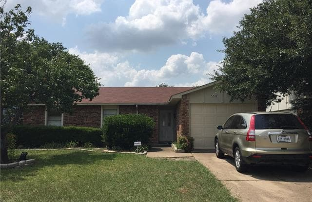 558 Cumberland Drive - 558 Cumberland Drive, Allen, TX 75002