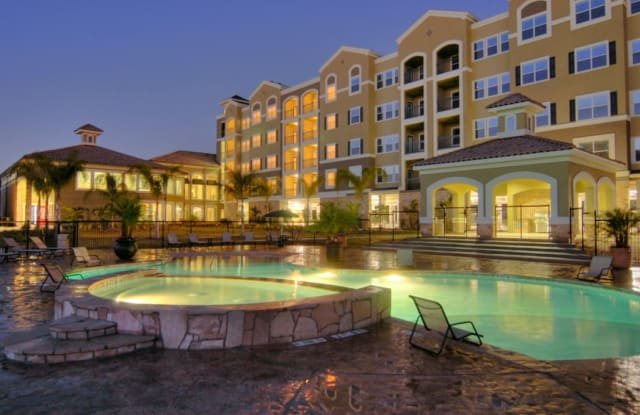 Abbey On Lake Wyndemere, The - 2495 Sawdust Rd, The Woodlands, TX 77380