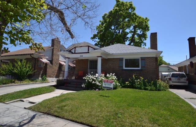 228 East Ramona Ave - 228 E Ramona Ave, Salt Lake City, UT 84115