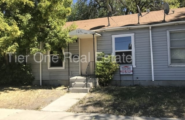 303 Concord Street - 303 S Concord St, Salt Lake City, UT 84104