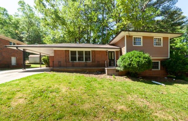 2281 Shamrock Drive - 2281 Shamrock Drive, Candler-McAfee, GA 30032