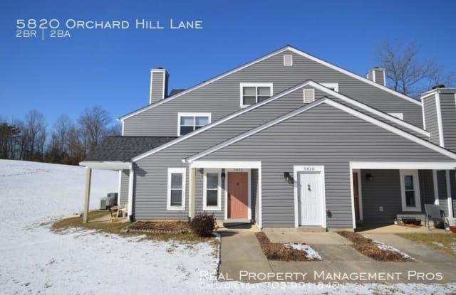 5820 Orchard Hill Lane - 5820 Orchard Hill Lane, Centreville, VA 20124