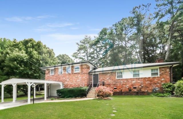 1800 Hammond Woods Circle Southwest - 1800 Hammond Woods Circle Southwest, Cobb County, GA 30008