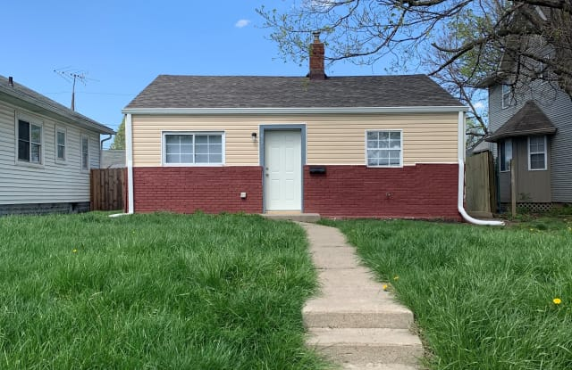 1524 E Legrande Ave - 1524 East Legrande Avenue, Indianapolis, IN 46203