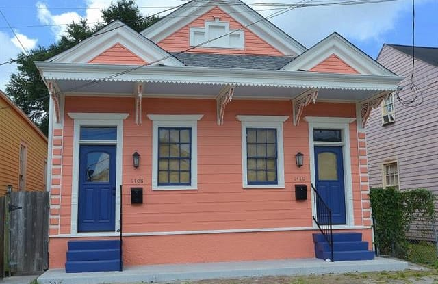 1408 ST ANTHONY Street - 1408 Saint Anthony Street, New Orleans, LA 70116