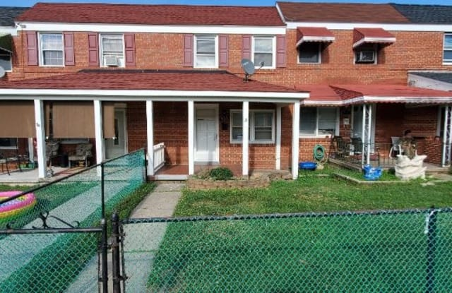 839 Mildred Ave - 839 Mildred Avenue, Dundalk, MD 21222