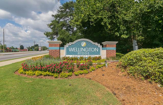 Wellington Ridge - 3789 Lawrenceville Hwy, Lawrenceville, GA 30044