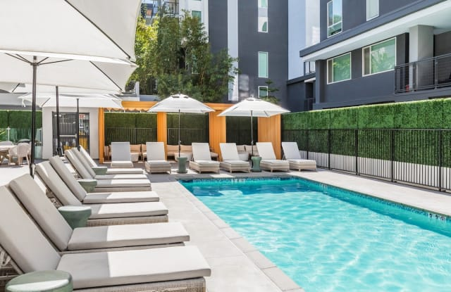 Be DTLA Apartments - 1120 West 6th Street, Los Angeles, CA 90017
