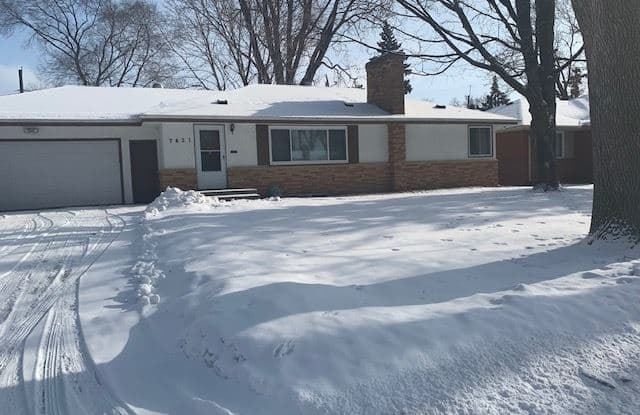 7421 18th Ave south - 7421 18th Avenue South, Richfield, MN 55423