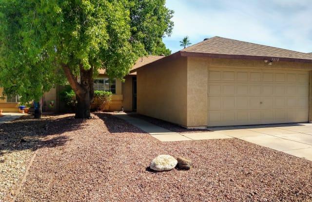 3618 W BEHREND Drive - 3618 West Behrend Drive, Phoenix, AZ 85308