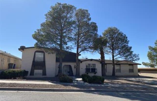 6416 PINO REAL Drive - 6416 Pino Real Drive, El Paso, TX 79912