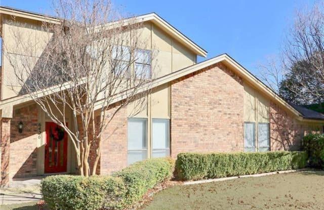 6426 Lago Vista Drive - 6426 Lago Vista Drive, Benbrook, TX 76132