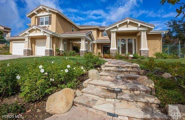 4401 Paseo Santa Rosa - 4401 Paseo Santa Rosa, Thousand Oaks, CA 91320