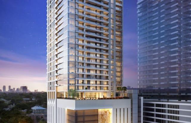 Residence at La Colombe d'Or - 3411 Yoakum Boulevard, Houston, TX 77006
