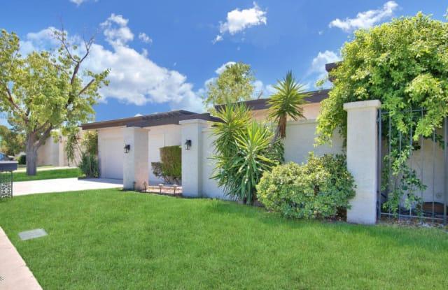 6047 E VERNON Avenue - 6047 East Vernon Avenue, Scottsdale, AZ 85257