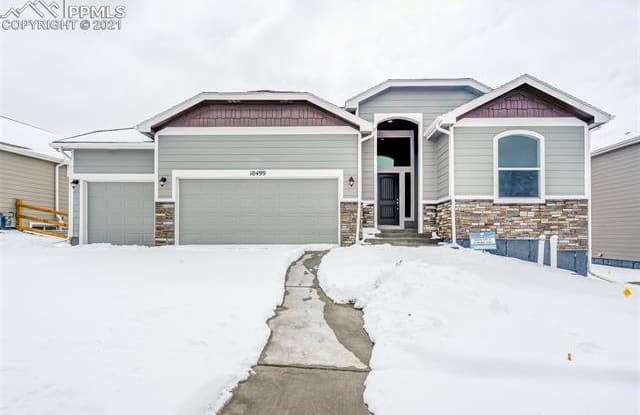 10499 Wrangell Circle - 10499 Wrangell Cir, Colorado Springs, CO 80924