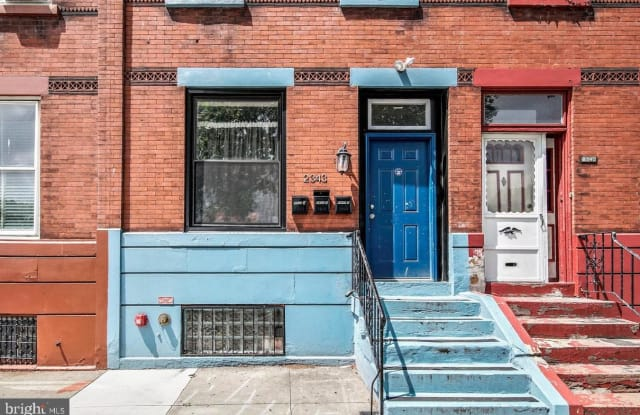 2343 N COLLEGE AVENUE - 2343 North College Avenue, Philadelphia, PA 19121