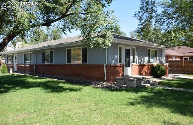 282 Crestone Avenue - 282 Crestone Ave, Colorado Springs, CO 80905