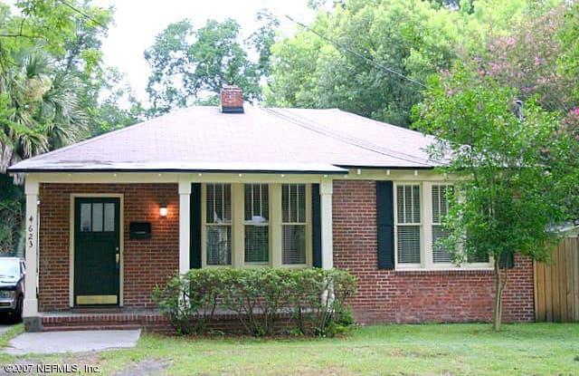 4623 SHELBY AVE - 4623 Shelby Ave, Jacksonville, FL 32210