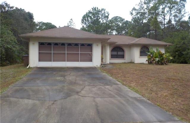 1207 Glenn AVE - 1207 Glenn Avenue, Lehigh Acres, FL 33972