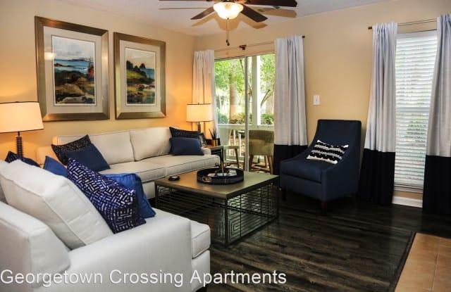 Georgetown Crossing Apartment Homes - 1015 King George Blvd, Savannah, GA 31419