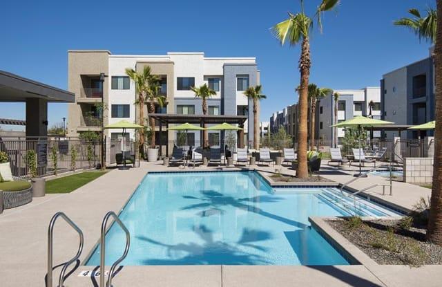 Parc South Mountain - 3400 East Southern Avenue, Phoenix, AZ 85040