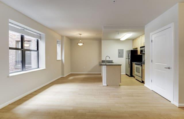 1630 R Street Apartments - 1630 R St NW, Washington, DC 20002