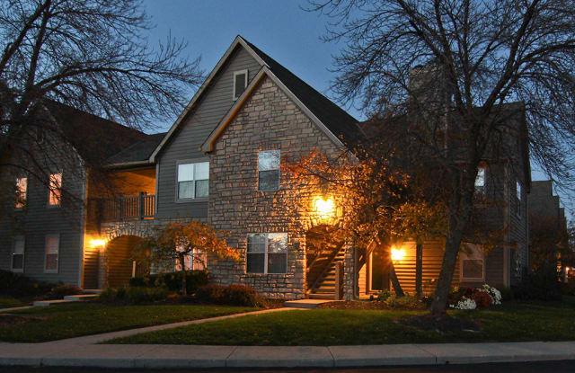 Camden Place Apartments - 4311 Camden Cir, Columbus, OH 43016
