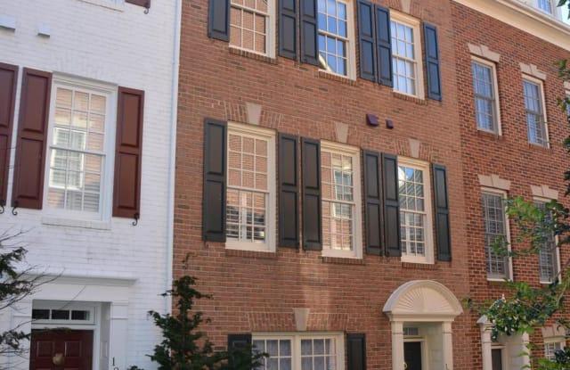 1220 ROUNDHOUSE LANE - 1220 Roundhouse Lane, Alexandria, VA 22314